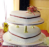 Wedding & Birthday Cakes